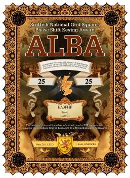 EA3FHP-ALBA-25