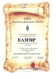 EA3FHP (ARI-2012)