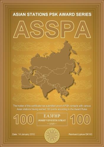 EA3FHP-ASSPA-100