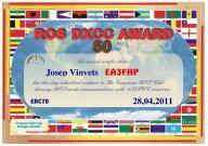 EA3FHP (Diploma ROS)