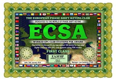 EA3FHP-ECSA-FIRST