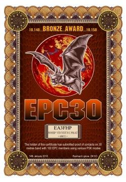 EA3FHP-EPC30-BRONZE