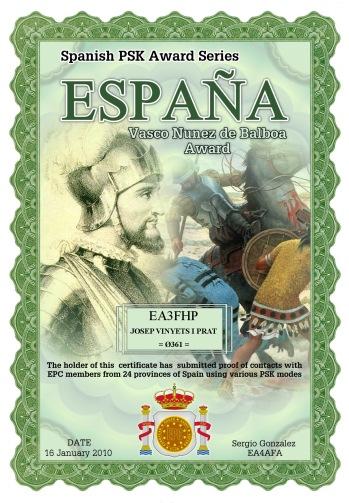 EA3FHP-ESPANA-BALBOA