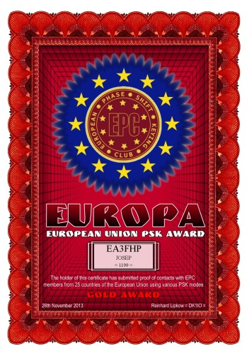 EA3FHP-EUROPA-GOLD