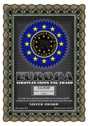 EA3FHP-EUROPA-SILVER
