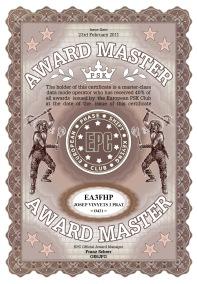 EA3FHP-MASTER-2STARS