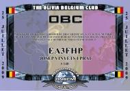 EA3FHP (Olivia Belgium Club)