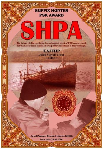 EA3FHP-SHPA-2000