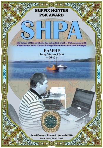 EA3FHP-SHPA-3000