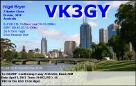 VK3GY