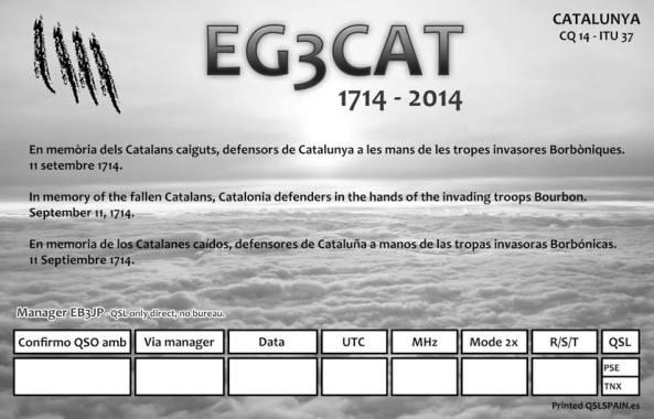 EG3CAT (Diada Nacional de Catalunya)