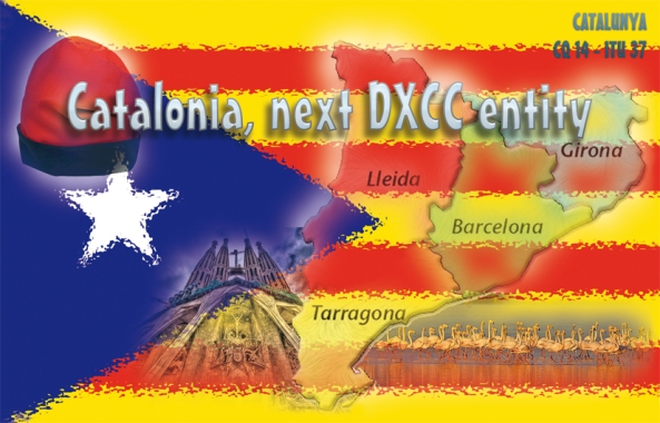 Catalunya, nova entitat DXCC