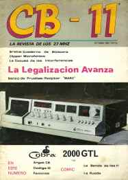 Revista CB-11