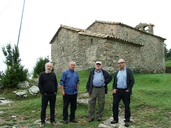 EA3AID (Sant Pere de Serrallonga)