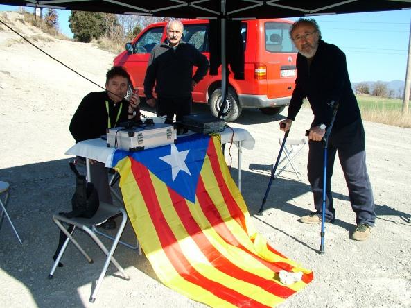 EA3FHP-P (Sant Jordi de Puigseslloses)