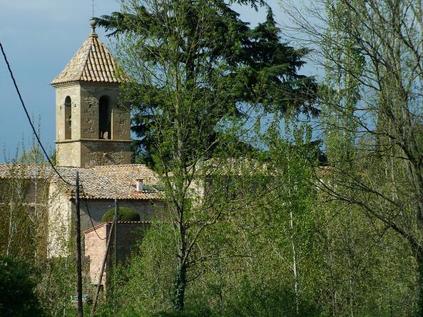 EA3FHP-M (Ermita Sant Martí de Riudeperes, 2014)
