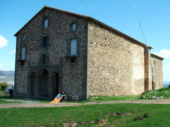 EA3FHP-P (Ermita Montdois)