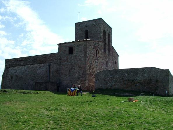 EA3FHP-P (Santa Maria de Tagamanent)