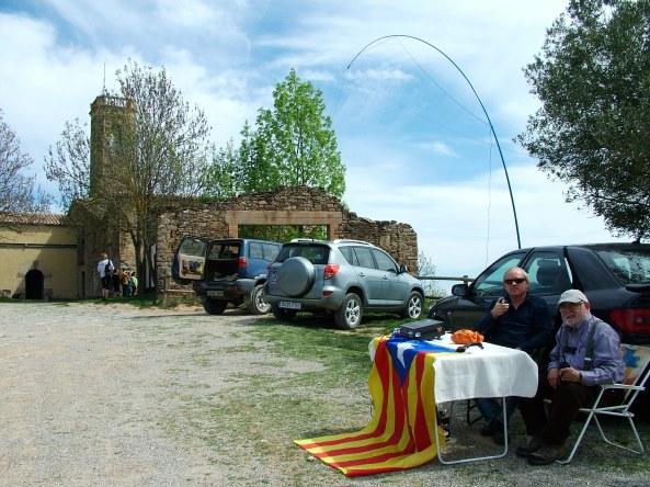 EB3CNV-P (Ermita Sant Sebastià)