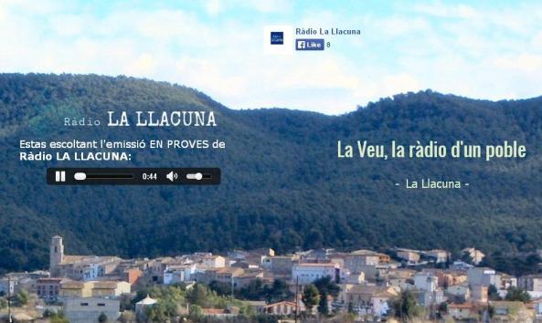 Ràdio La Llacuna