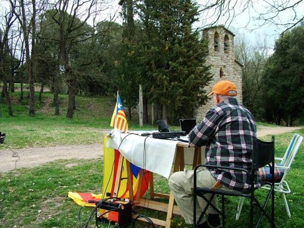 EB3CNV-P (Ermita Sant Quirze de Subiradells)
