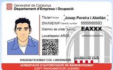 Carnet Protecció Civil