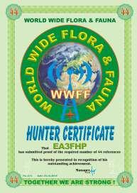 Diploma EA3FHP (H44)