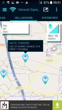 Network Signal Info (2)