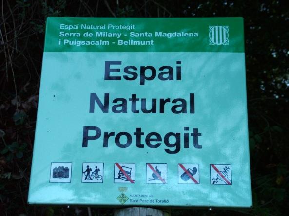 EA3FHP (Serra de Milany – Santa Magdalena i Puigsacalm – Bellmunt)