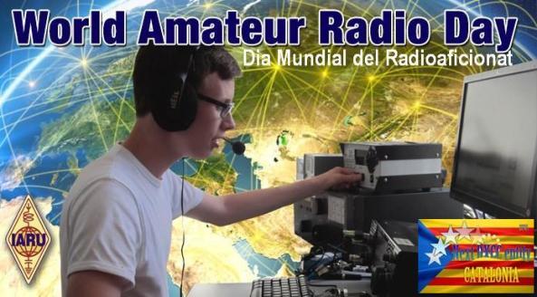 Dia Mundial del Radioaficionat