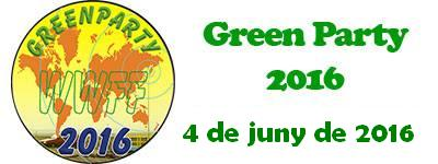Green Party 2016