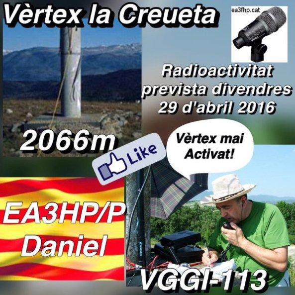 La Creueta (VGGI-113)