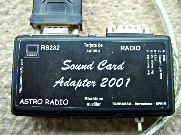 Sound Card Adapter 2001