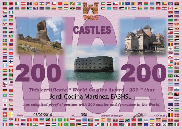 EA3HSL (200 Castells)