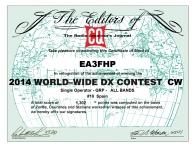 EA3FHP_CQWW_2014_CW_certificate