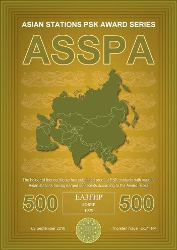 EA3FHP-ASSPA-500