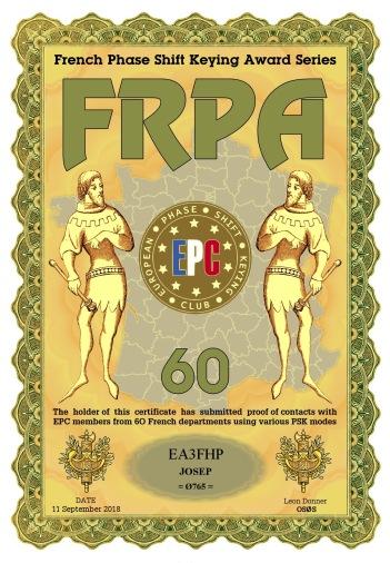 EA3FHP-FRPA-60
