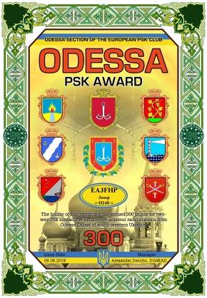 EA3FHP-ODESSA-300
