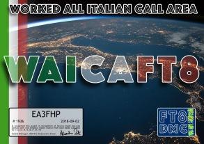 EA3FHP-WAICA-WAICA