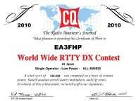 EA3FHP_WWRTTY_2010_RTTY_certificate