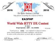 EA3FHP_WWRTTY_2016_RTTY_certificate