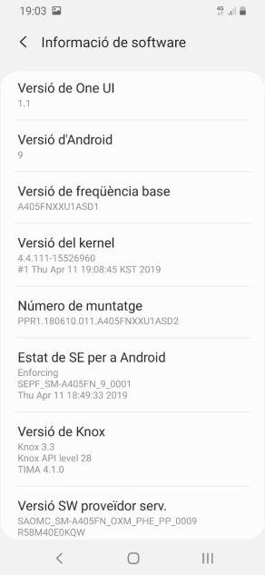 Samsung Galaxy A40 (1)