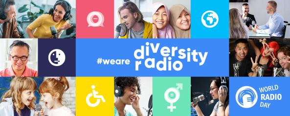 Dia Mundial de Ràdio. Per molts anys a tots!