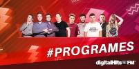 Digital Hits FM (Programes)
