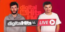 Digital Hits Live amb Jordi Pérez i Gonzalo Castañera