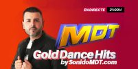 Gold Dance Hits amb Raúl Platero