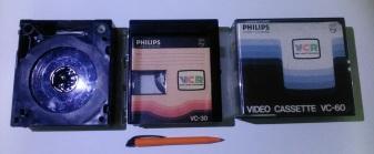 Cintes sistema VCR