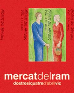 ED3VIC (Mercat del Ram de Vic) - De l'1 al 4 d'abril de 2004