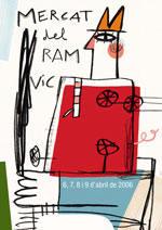 ED3VIC (Mercat del Ram de Vic) - Del 3 al 9 d'abril de 2006
