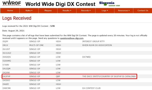 The DXCC country of the prefixes EA3, EB3 & EC3 is Catalonia.